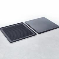 Rational Kombidämpfer Grill und Pizzaplatte GN 2/3 TriLax-20