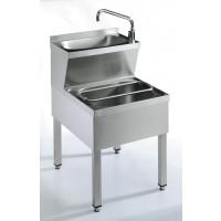 EKU Handwasch / Ausgußkombination HWA-85