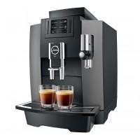 JURA WE8 Dark Inox Kaffeevollautomat
