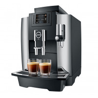 JURA WE8 Chrom Kaffeevollautomat 2019