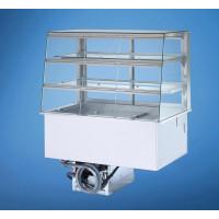Scholl Profit Line Kaltverkaufsanlage Umluftkühlvitrine mit Entnahmeklappe-20