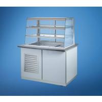 Scholl Profit Line Kaltverkaufsanlage Umluftkühlvitrine mit Entnahmeklappe und Unterbau-20