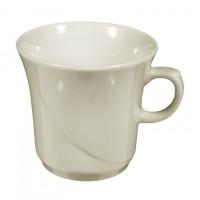 Seltmann Weiden Luxor fine cream Kaffeetasse Obere 0.18 l Kelch