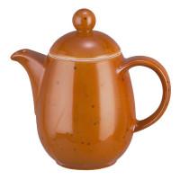 Seltmann Weiden COUP Fine Dining Country Life Kaffeekanne 1 0,36l, terracotta