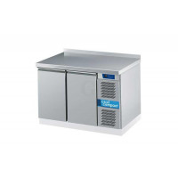 Cool Compact Kühltisch GN 1/1 2 Türen mit allseits abgekanteter Tischplatte