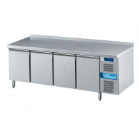 Cool Compact Kühltisch GN 1/1 4 Türen mit Tischplatte
