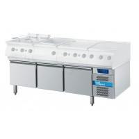 Cool Compact 3türiger Kühltisch GN 1/1