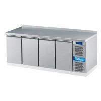 Cool Compact Kühltisch GN 1/1 4 türig mit Tischplatte