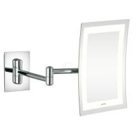 Aliseo Reflection Kosmetikspiegel Led Lunatec Minimalist Doppelschwenkarm-20