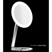 Aliseo Reflection Kosmetikspiegel mit Beleuchtung Led Moon Dance Standmodell-20