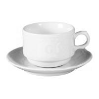 Seltmann Weiden Salzburg Milchkaffeetasse mit Untertasse 0,25l