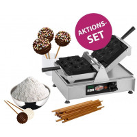 Neumärker Cake Pop Maker Twist Pop Aktion-Set-20