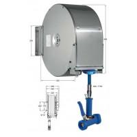 Knauss Armatur Power Reel automatischer Schlauchaufroller geschlossen 1/2 Zoll L 15 m-20
