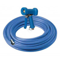 Knauss PowerJet Reinigungs-Set 1/2 Zoll, blau mit Reinigungsbrause-20