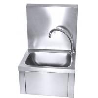 Contacto Handwaschbecken, kniebetrieben-20