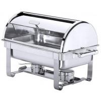 Contacto Roll-Top Chafing Dish, hochglänzend, zus. elektr. Heizquelle-20