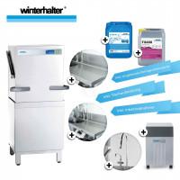 Winterhalter Geschirrspülmaschine PT-M Starterpaket