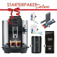 JURA WE8 Chrom Kaffeevollautomat (EA) Starterpaket Deluxe