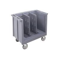 Cambro Versa Geschirr- und Tablettwagen Verstellbar