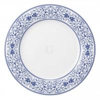 Savoy Grand Blue Teller flach 30 cm Fahne