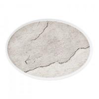 Seltmann Weiden Good Mood Marmaros Teller flach oval 32 cm M5398-32x23