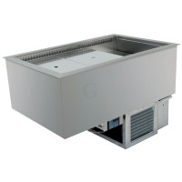 NordCap Einbaukühlwanne UKW 6/1-E
