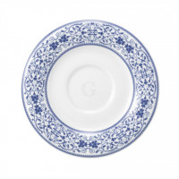 Savoy Grand Blue Moccauntertasse 14,5 cm