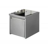 ROTOR Universal-Küchenmaschine Lips Combirex Unterbau CNS mit Schublade-20