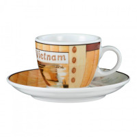 Seltmann Weiden Espressotasse 1132 (obere & untere) - V I P. 23302 Vietnam