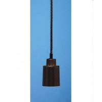 Scholl Wärmestrahler - Kupfer/Schwarz