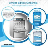 Winterhalter Gläserspülmaschine UC-S Limited Edition Cinderella