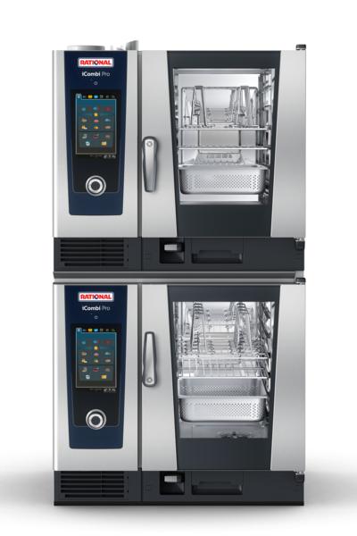 Combi-Duo-Kit für SelfCookingCenter und CombiMaster 61 auf 61 oder 101