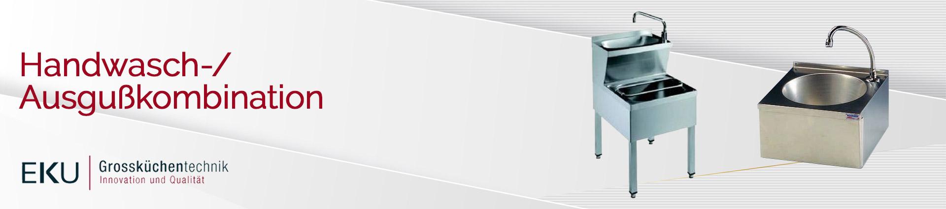 EKU Handwasch- und Aufgußkombination Banner