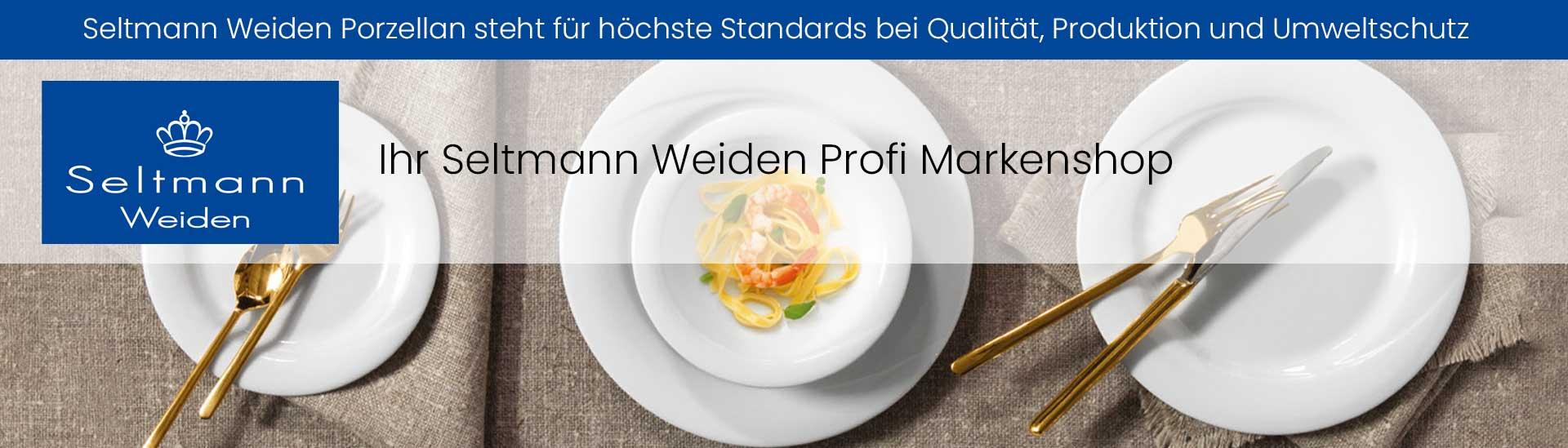 Seltmann Weiden Banner