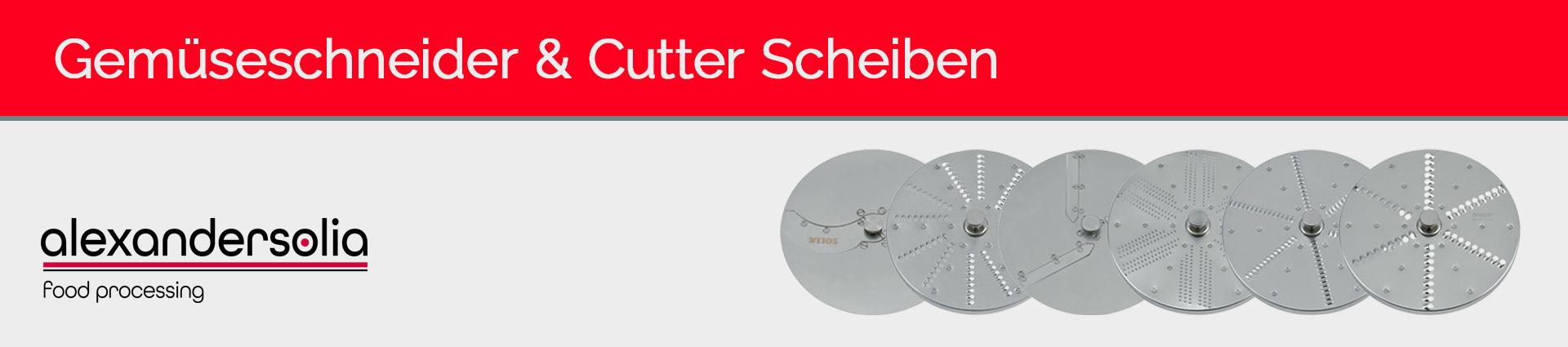 AlexanderSolia Gemüseschneider & Cutter Scheiben Banner