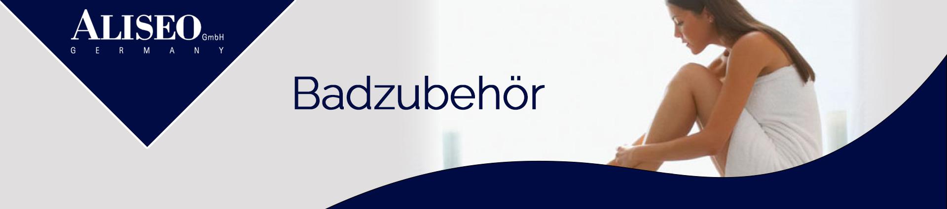 Aliseo Badezubehör Banner