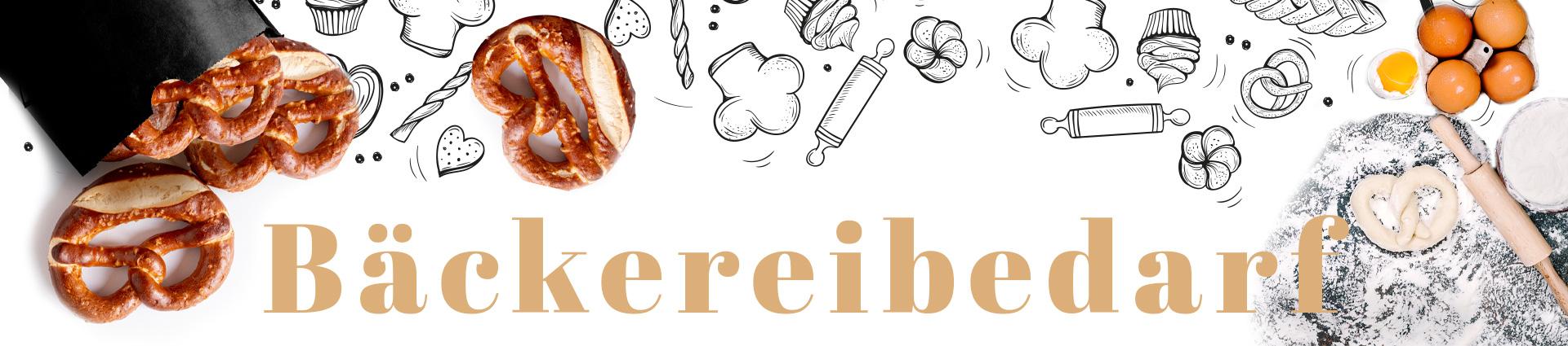 Bäckereibedarf Banner