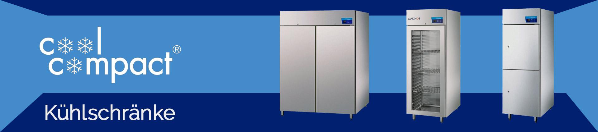 Cool Compact Kühlschränke Banner