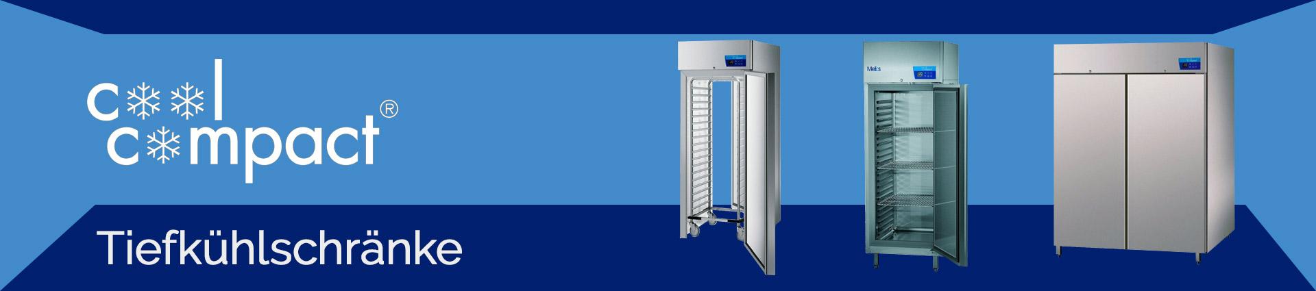 Cool Compact Tiefkühlschränke Banner