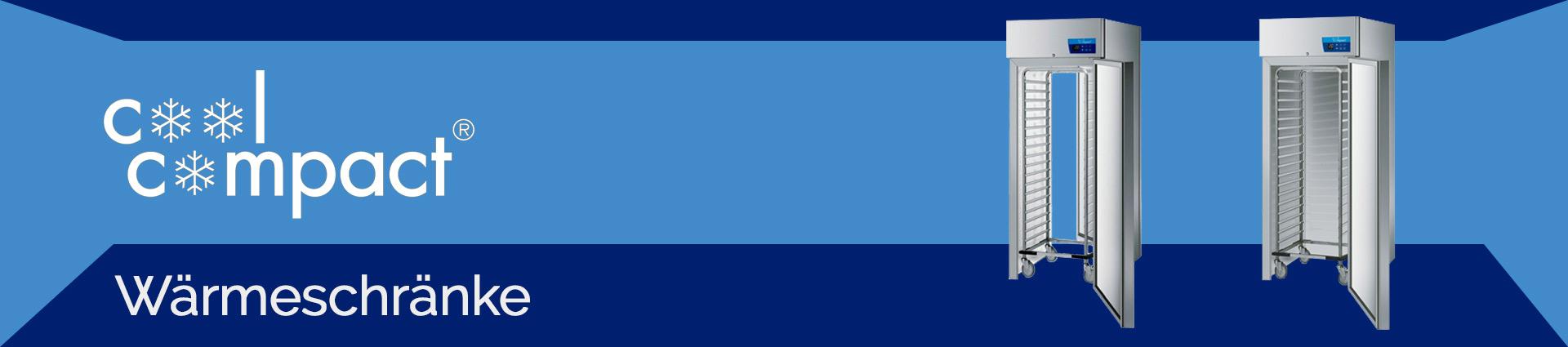 Cool Compact Wärmeschränke Banner