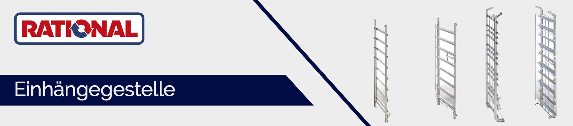 Rational Einhängegestelle Banner