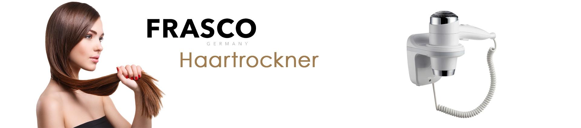 Frasco Haartrockner Banner