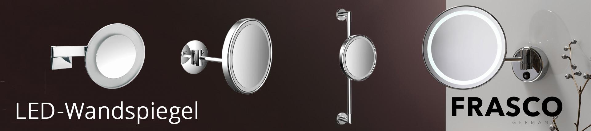 Frasco LED Wandspiegel