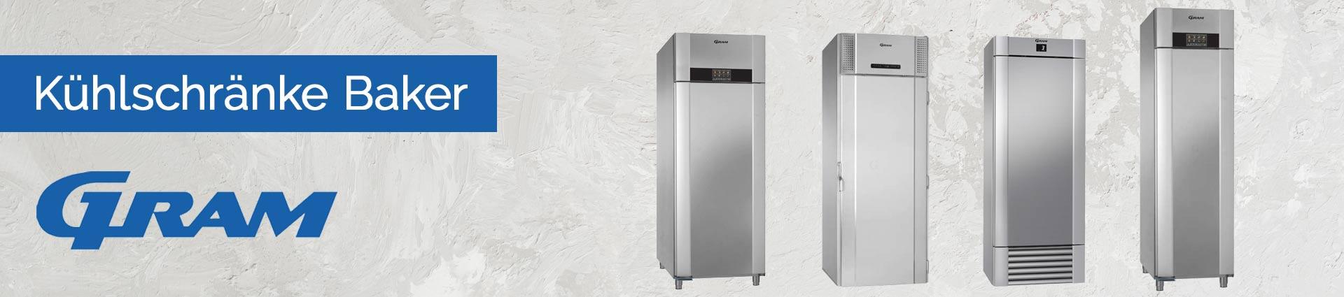 GRAM Kühlschränke Baker Banner