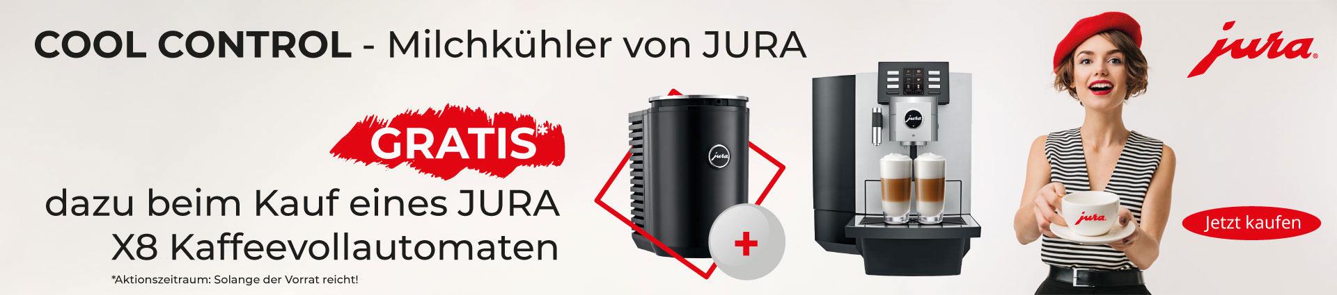 JURA Cool Control Banner