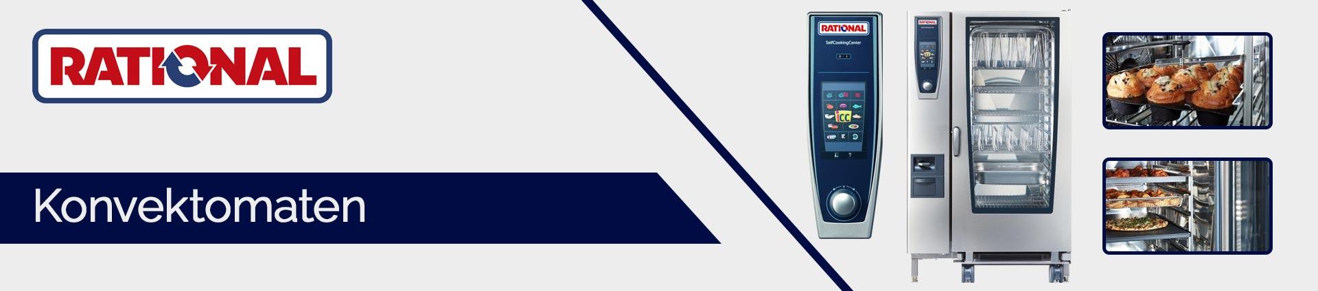 Rational Konvektomaten Banner
