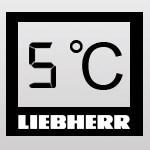 Liebherr Digitale Temperaturanzeige
