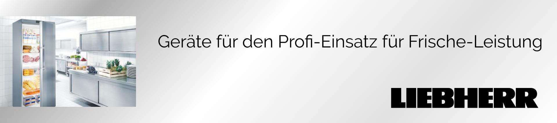 Liebherr Profi-Einsatz Banner