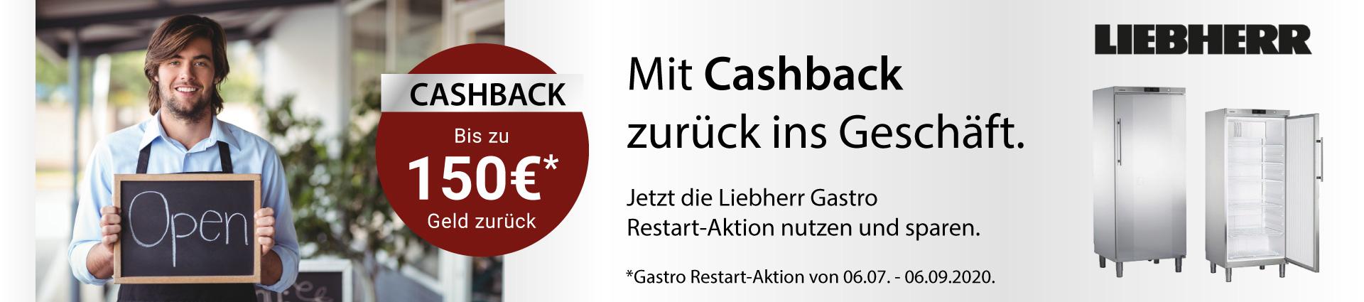 Liebherr Restart Aktion Banner