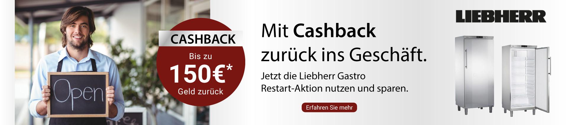 LIEBHERR Cashback-Aktion